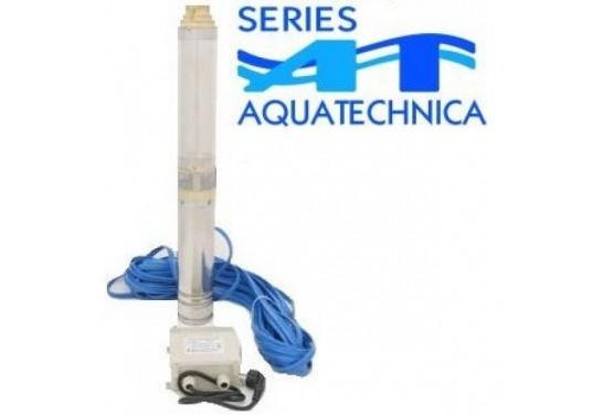 Pompa submersibila Tornado 214 P=1100W h=94m debit 4000 litri-ora