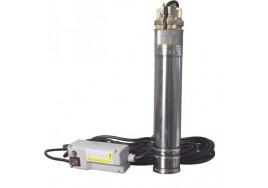 Pompe submersibile din inox pentru ape curate