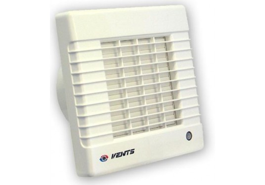 Ventilator baie cu grila automata Vents 100 MAV