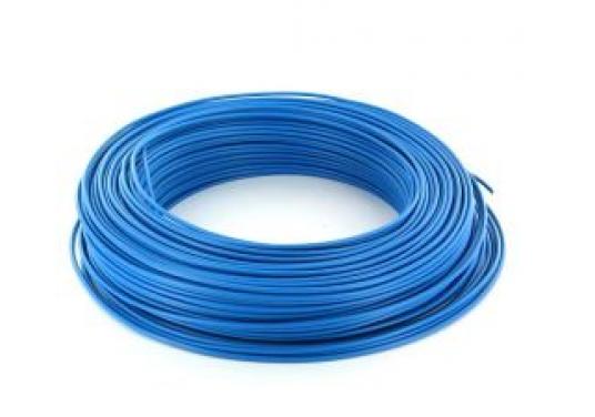 Cablu electric MYF 1.5 Romcab culoare albastru
