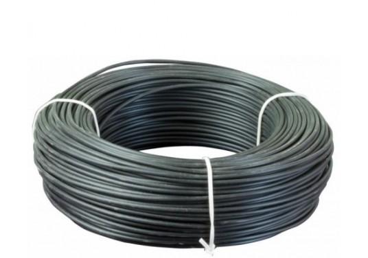 Cablu electric MYF 1.5 Romcab culoare negru