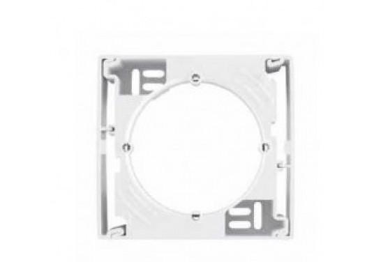Cadru de montaj aparent pentru rama simpla 1 post Sedna Schneider Electric cod 6100121