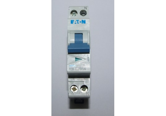 Siguranta automata bipolara 1P+N PLN4-C20 Eaton 263301