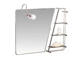 Oglinzi baie simple sau cu mobilier